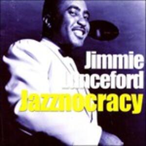 Jazznocracy - CD Audio di Jimmie Lunceford