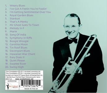 I'm Getting Sentimental Over You - CD Audio di Tommy Dorsey - 2
