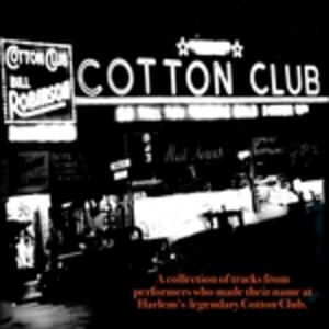 Cotton Club - CD Audio