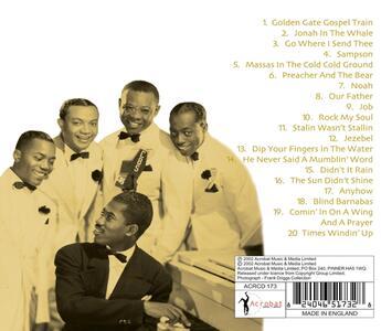 Rock My Soul - CD Audio di Golden Gate Quartet - 2