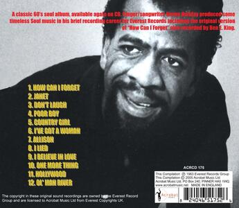 How Can I Forget - CD Audio di Jimmy Holiday - 2