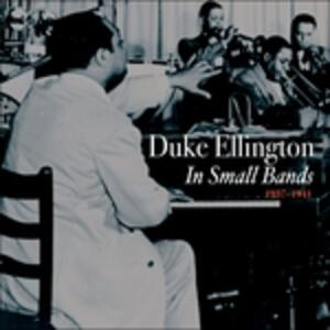 Small Bands 1937-1941 - CD Audio di Duke Ellington
