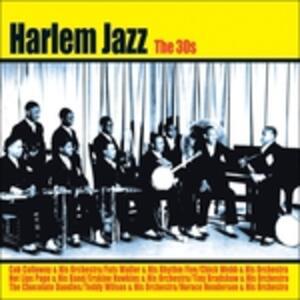 Harlem Jazz. The 30's - CD Audio