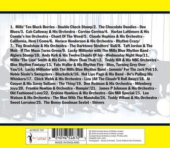 Harlem Jazz. The 30's - CD Audio - 2