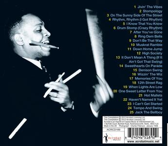 Jivin' the Vibes - CD Audio di Lionel Hampton - 2