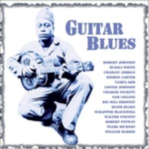 Guitar Blues - CD Audio