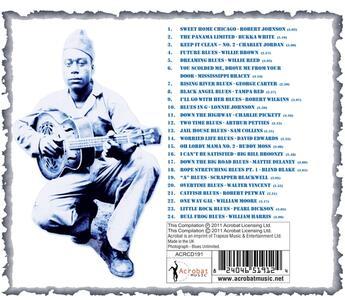 Guitar Blues - CD Audio - 2