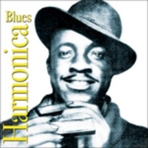 Harmonica Blues - CD Audio
