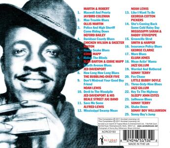 Harmonica Blues - CD Audio - 2