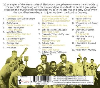 Hot Harmony Groups vol.1 - CD Audio - 2