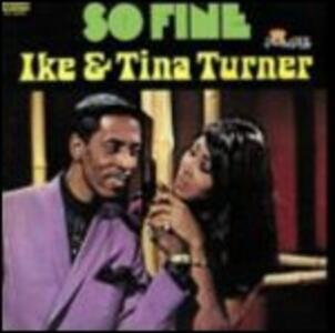 So Fine - CD Audio di Tina Turner,Ike Turner
