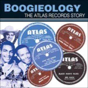 Atlas Story - CD Audio