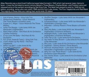 Atlas Story - CD Audio - 2