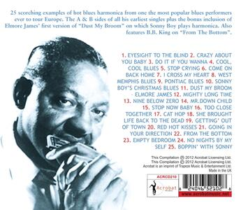 Eyesight to the Blind - CD Audio di Sonny Boy Williamson - 2