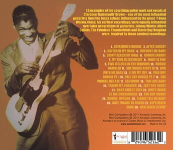 Dirty Work At The.. - CD Audio di Clarence Gatemouth Brown - 2
