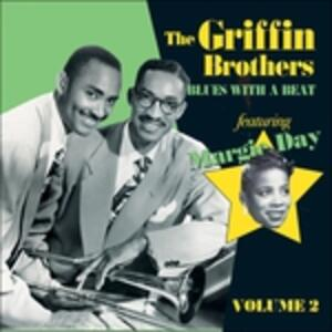 Blues with a Beat V.2 - CD Audio di Griffin Brothers