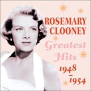 Greatest Hits 1948-54 - CD Audio di Rosemary Clooney
