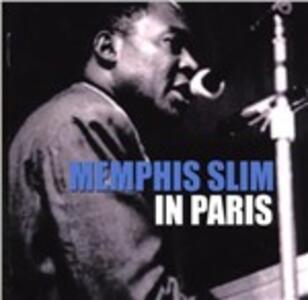 In Paris - CD Audio di Memphis Slim