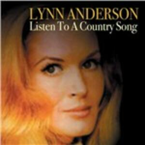 Listen to a Country Song - CD Audio di Lynn Anderson