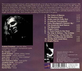 Great Dark Water - CD Audio di Andrew Cronshaw - 2