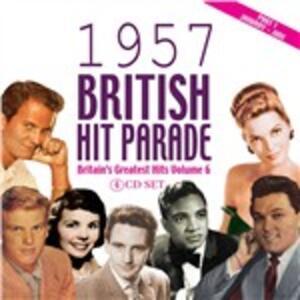 1957 British Hit Parade 1 - CD Audio