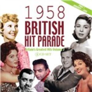 1958 British Hit Parade 1 - CD Audio