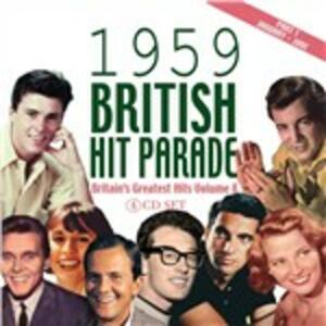 1959 British Hit Parade 1 - CD Audio