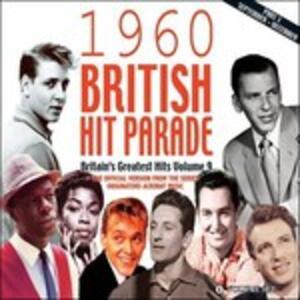 1960 British Hit Parade 3 - CD Audio