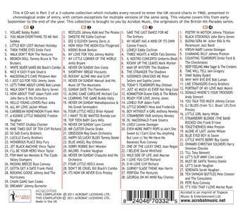 1960 British Hit Parade 3 - CD Audio - 2