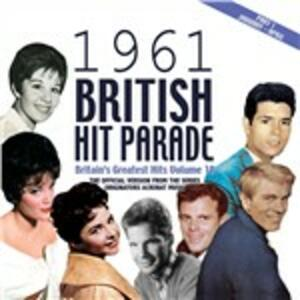 1961 British Hitparade 1 - CD Audio
