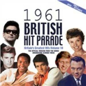 1961 British Hitparade 2 - CD Audio