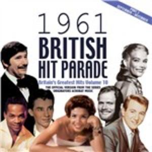 1961 British Hitparade 3 - CD Audio