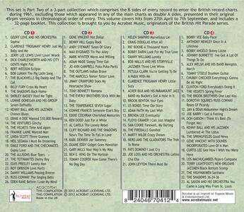 1961 British B-Sides 2 - CD Audio - 2