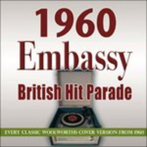Embassy British Hit 1960 - CD Audio