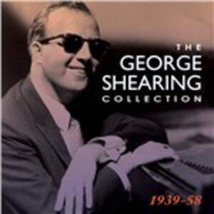 1939-58 - CD Audio di George Shearing