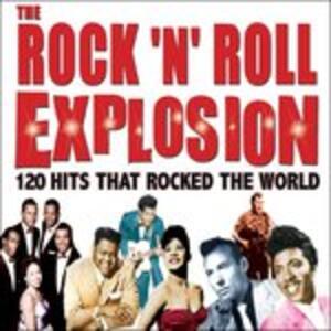 Rock 'n' Rock Explosion - CD Audio