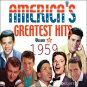 America's Greatest 1959 - CD Audio
