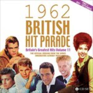 British Hit Parade 1962 - 2 - CD Audio