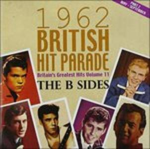British Hit Parade 1962 - CD Audio