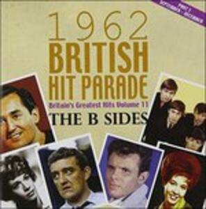 British Hit Parade 1962. 3 - CD Audio