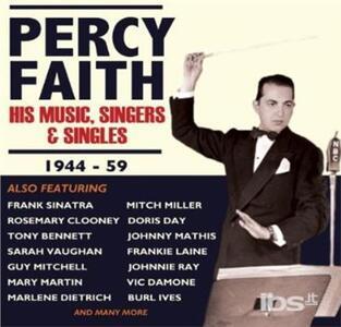 His Music, Singers & - CD Audio di Percy Faith