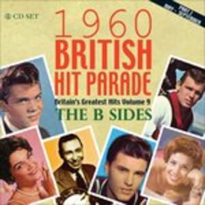 1960 British Hit Parade - CD Audio