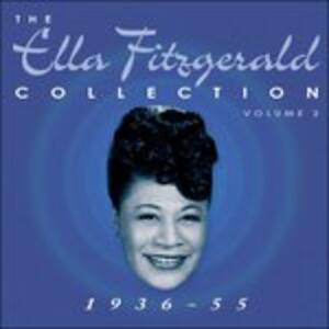 Collection vol.2 - CD Audio di Ella Fitzgerald