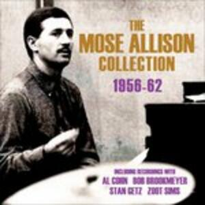 Collection 1956-62 - CD Audio di Mose Allison