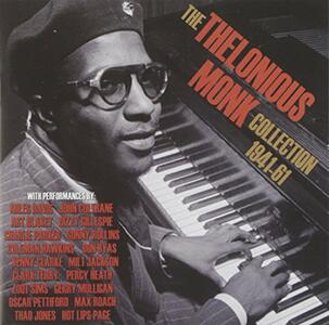 The Thelonious Monk Collection 1941-1961 - CD Audio di Thelonious Monk