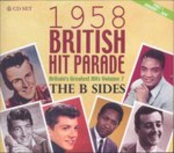 1958 British Hit Parade - CD Audio