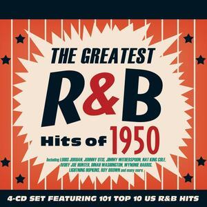 Greatest R&b Hits of 1950 - CD Audio