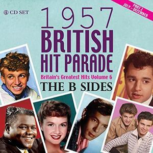 1957 British Hit Parade - CD Audio