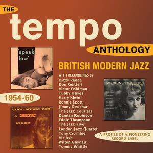 Tempo Anthology. British Modern Jazz - CD Audio
