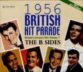 1956 British Hit Parade - CD Audio